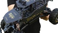 1/12 4WD Rock Crawler Double Motors Monster Truck Off-Road Voertuig Speelgoed