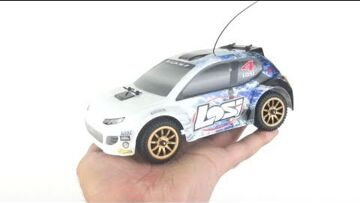 Losi Micro Rally 1/24th scale RC mini-review
