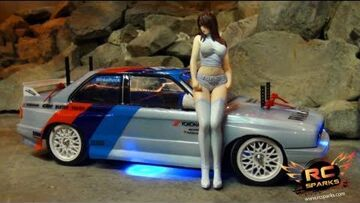 RC ADVENTURES – A Very Cool Drift Car – BMW M3 Tamiya TT01