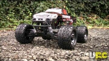 Traxxas Stampede 4×4 VXL initial review & field test