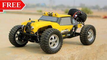 Unboxing & PERMET DE JOUER – 1/12 Scale HBX 12889 THRUSTER RC Car – EXAMEN COMPLET (70$)