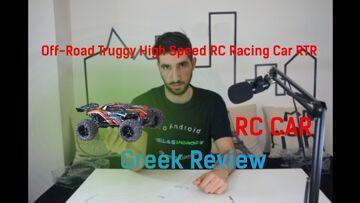 Αυτό τρέχει !!! PXtoys 9302 Off-Road Truggy High Speed RC Racing Car ελληνικό review