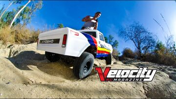 Kyosho Outlaw Rampage Review – Velocity RC Cars Magazine