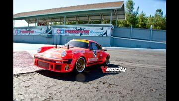 Tamiya Porsche 934 Jagermeister Review – Revista Velocity RC Cars