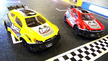 RC ADVENTURES – My first Losi Micro Rally X AWD Car! Unboxing two 1/24th scale cars, w/ Bonus Ending
