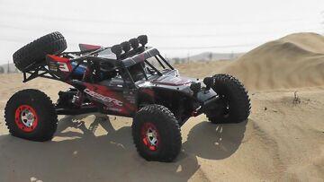 RC 4WD Desert Buggy Feiyue Desert Eagle 2 Revisão