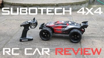Subotech 4×4 2 4Ghz RC Car Unboxing & Pregled | Supercool Off Road RC Car
