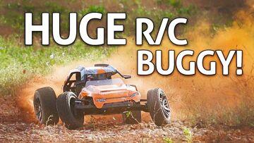 imens 54 MPH RC Car!! HBX T6 Review