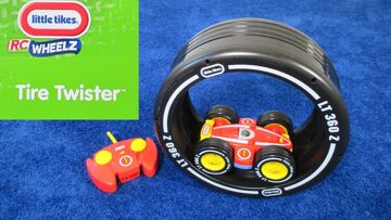 Little Tikes RC Tire Twister Review By Race Grooves