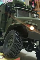 RC CAR WPL B36 Ural 1/16 6WD Military Truck RTR REVIEW