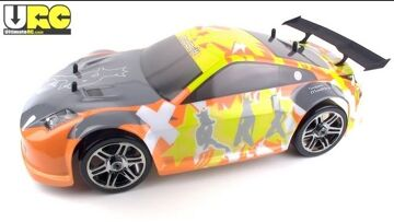 Exceed RC 1/8th Super Mad Drift brushless RTR reviewed