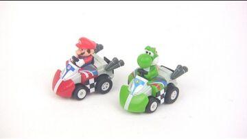 Air Hogs Mario Kart micro RC car battle set tested