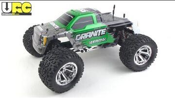ARRMA-RC Granite 2WD monster truck review