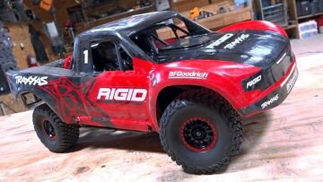 UPGRADE the WEAK POINT on a Traxxas UDR RTR 4WD Race Truck: Trailing Arms | RC ADVENTURES