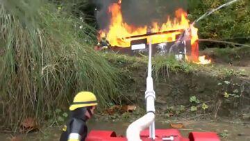 BEST OF RC l FIRE TRUCKS l  RC FIREFIGHTERS l FIRE LADDER l BIG FIRE l