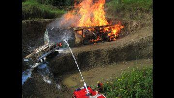 BEST OF RC l  FIRE TRUCKS l RC CRASH l  RC ACCIDENT l  BURNING AIRPLANE l FIRE FIGHTERS l