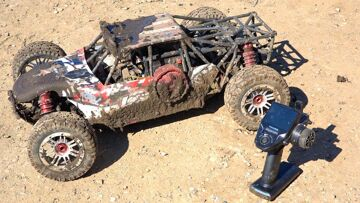 Nakon 2 YEARS I try to start my 32cc LOSI DBXL and this happened | RC AVANTURE