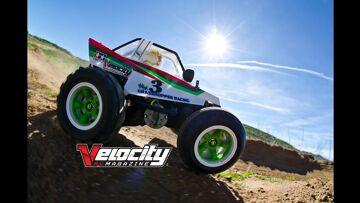 Tamiya Comical GrassHopper Review – Revista Velocity RC Cars