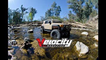 HPI Venture Toyota FJ Cruiser Review – Revista Velocity RC Cars