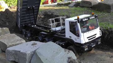 RC TIPPER, RC卡车, RC ROAD WORKER, RC BUILDING SIDE truck (body style)