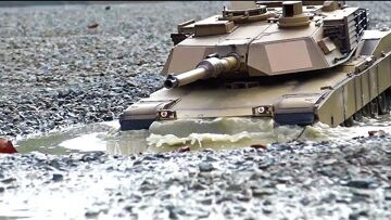 RC Tanks in Action! Cool rc Panzer Abrams M1 A2 in Action ! Incredible RC Toys!