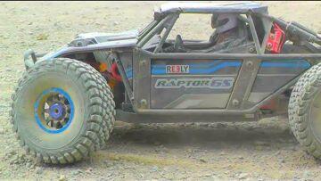 REELY RAPTOR EXTREME! 100 Km/h + Mit 3000 WATT BRUSHLESS! HEAVY TUNED RC RAPTOR DRIVE AM KIES