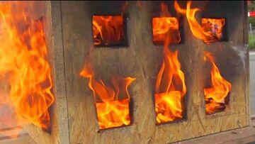 HUGE RC FIRE, FANTASTIC AND UNIQUE SELF MADE FIRE TRUCKS, LUF 60, ROSENBAUER, DESAUTEL SLS, BEST RC