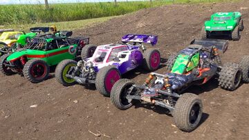 """2019 """"BiG DIRTY"""" – MiXED Buggy: Canadian Large Scale Offroad Race Reel (PT 2) 