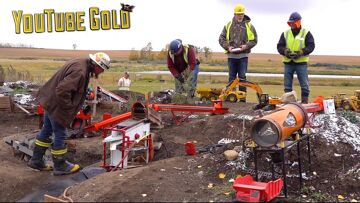 YouTube Gold – MY HOE is an ICY GOLD DIGGER (s2 e25)   RC ADVENTURES