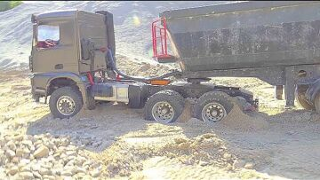 FANTASTIC WORLD OF RC! REAL ACTION AT THE BIGGEST CONSTRUCTION SITE! STRONG RC´S IN MOTION! COOL RC