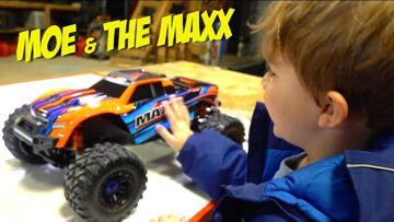 MOE & THE MAXX! #PROUDPARENTING | RC ADVENTURES