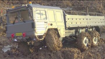 RC TRIAL 2020 AT THE HEAVY TERREAIN! MAN 6×6 AND HC 6 В ДЕЙСТВИИ! RC IN MUD! RC ICE
