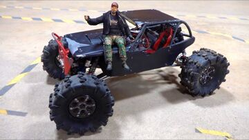 WHAT HAPPENED to the BLACK WIDOW? Back from the Bone Yard | PRZYGODY RC