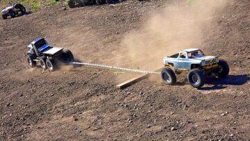 RC ADVENTURES – TTC 2015 – TUG of WAR – Tough Truck Challenge  (Event 2)