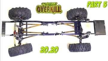 """PROJECT """"OVERKILL"""" 2020 (Pt 5) DON'T GET LEFT BEHIND! OLD, nou, USED, & MADE – BUILT   RC AVENTURI"""