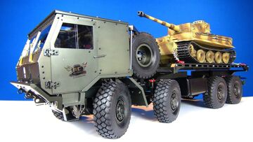 RC ADVENTURES – Panzerkampfwagen Tank & Capo 8×8 TATRA Military MACHiNE!