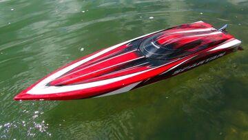 RC ADVENTURES – Traxxas Spartan – 6S Speed Runs – Radio Control Boat