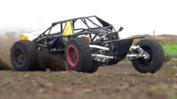 RC ADVENTURES –  Large Scale Radio Control Trucks on the Track