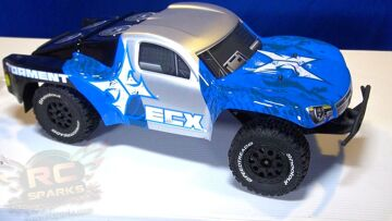 RC ADVENTURES – Unboxing an ECX Torment – Affordable, Waterproof, RTR Radio Control 2WD SCT Truck