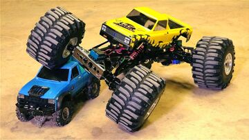 RC ADVENTURES – Built: 1/4 Scale 4×4 Killer Krawler 2 FiNALE!  New Years Eve 2016 Special