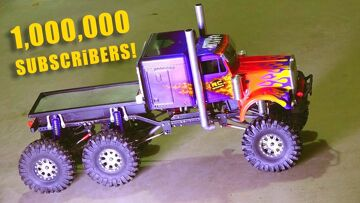 RC ADVENTURES – 1 Million Subscribers! Meet-up at the RCSparks Studio Ranch! 1 Hour Special