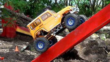 RC ADVENTURES – New Contenders – BACKYARD TRAiL COURSE