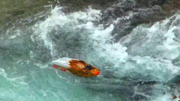 RC AVENTURI – TURBULENT WATER – THRASHER JET BOATS vs WATERFALL – 5S Lipo – Streamline RC