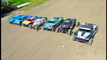 RC AVANTURE – LiTTLE DiRTY 2.0 – 2016 Canadian Large Scale Gas Powered 4×4 Truck Racing