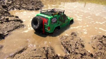 RC ADVENTURES – NEW Driver MOE in MUD! TRAXXAS TRX4! FATHER & SON #ProudParenting