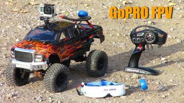 RC AVONTUREN – Backyard Scale Course – FPV TRAXXAS TRX4 – GoPro HERO DVR / Fat Shark / ImmersionRC