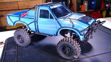 RC ADVENTURES – Portal Axles: What Are They?! Install on my Trail Finder 2 RC4WD