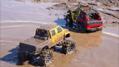 """""""MOE'S TRUCKiNG"""" & """"OVERKiLL 2020"""" MUDDiNG w/ WiNCH ACTiON & MUD-TAG #ProudParenting 