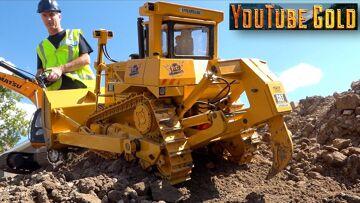 YouTube GOLD – DUAL MiNi GOLD MiNES (s1 e15) | RC ADVENTURES