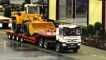 RC CONSTRUCTION l BIG TRUCKS l  So detailed and realistic machines l  Rc Live Action